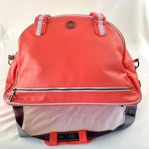 LULULEMON Pink Gym Bag